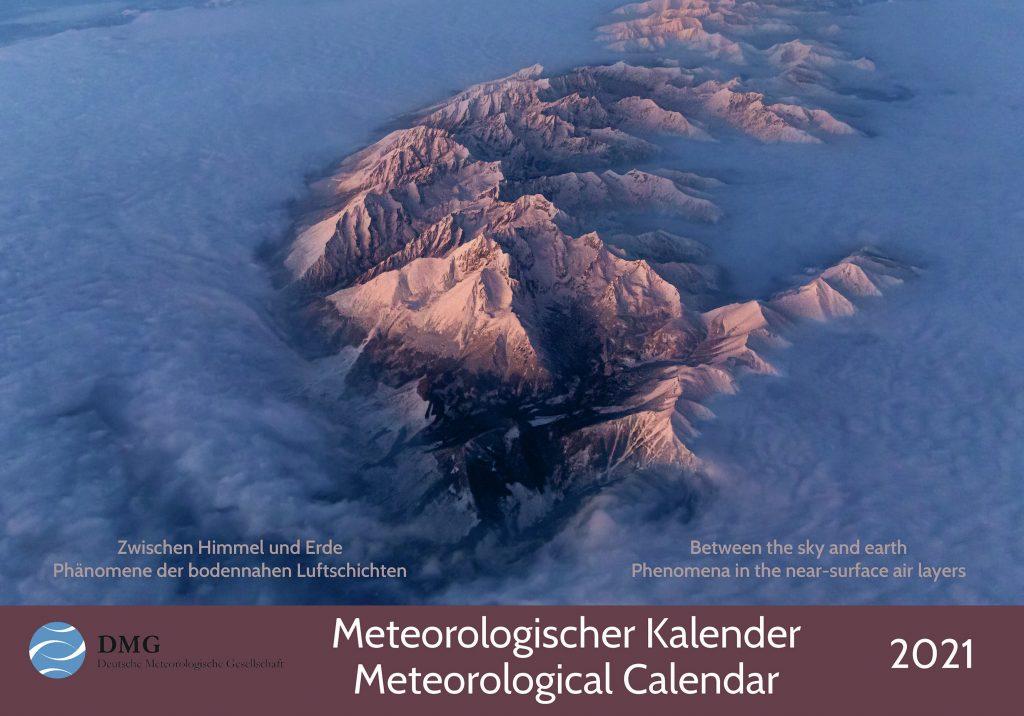 Boekenactie: Ledenkorting op Meteorologische Kalender 2021