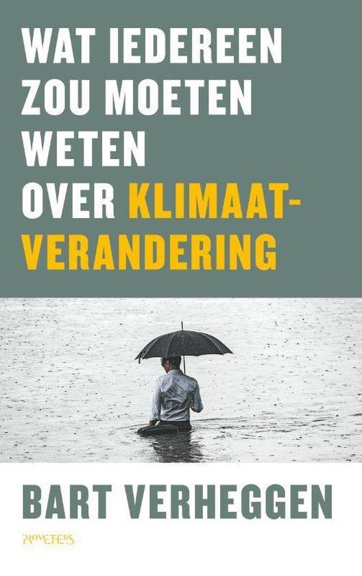 """Boekenactie """"Wat iedereen zou moeten weten over klimaatverandering"""""""